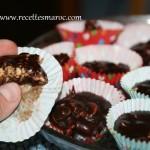 Boulettes aux Arachides & Chocolat