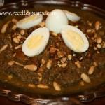 Tagine de Viande aux Oignons & Raisins Secs