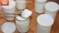 Voici une méthode très simple de la préparation de yaourt fait maison. Je l'ai aromatisé à la vanille, mais vous pouvez utiliser un sirop de fruits ou le déguster frais […]