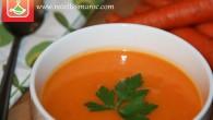 Une soupe nutritive, rapide, savoureuse et pleine de couleurs. La crème de carottes est très simple à faire, il faut simplement suivre ces étapes. Voici ce qu'il vous faut. Ingrédients […]