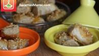 Ce sont de délicieux petits gâteaux marocains nommés M'hencha. Ils sont faits avec une pâte d'amande et recouverts de miel chaud et d'amandes concassées. Vous pouvez les préparer à tout […]