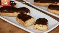 Une délicieuse pâtisserie française qui est très simple à réaliser. Les éclairs sont faits à base d'une pâte à choux et farcis de crème pâtissière et garnis d'une ganache au […]