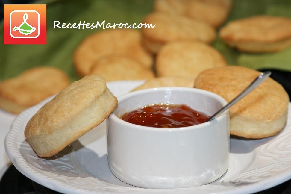 Pains -Biscuits à la Crème