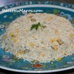 Salade Froide de Riz et Thon