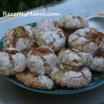 Biscuit Ghriyba aux Amandes