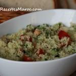 Salade Froide de Couscous