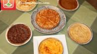 C'est la recette simple de la pâte brisée. Cette pâte vous permettra de réaliser de nombreuses quiches et tartes salées ou sucrées. Voici les ingrédients nécessaires. Ingrédients : 200 g. […]