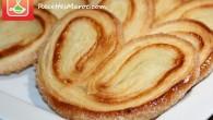 Une délicieuse recette de palmiers. Ce sont des pâtisseries feuilletées en forme de coeur et saupoudrées de sucre. Ils sont parfaits avec un verre de lait ou du café. Voici […]