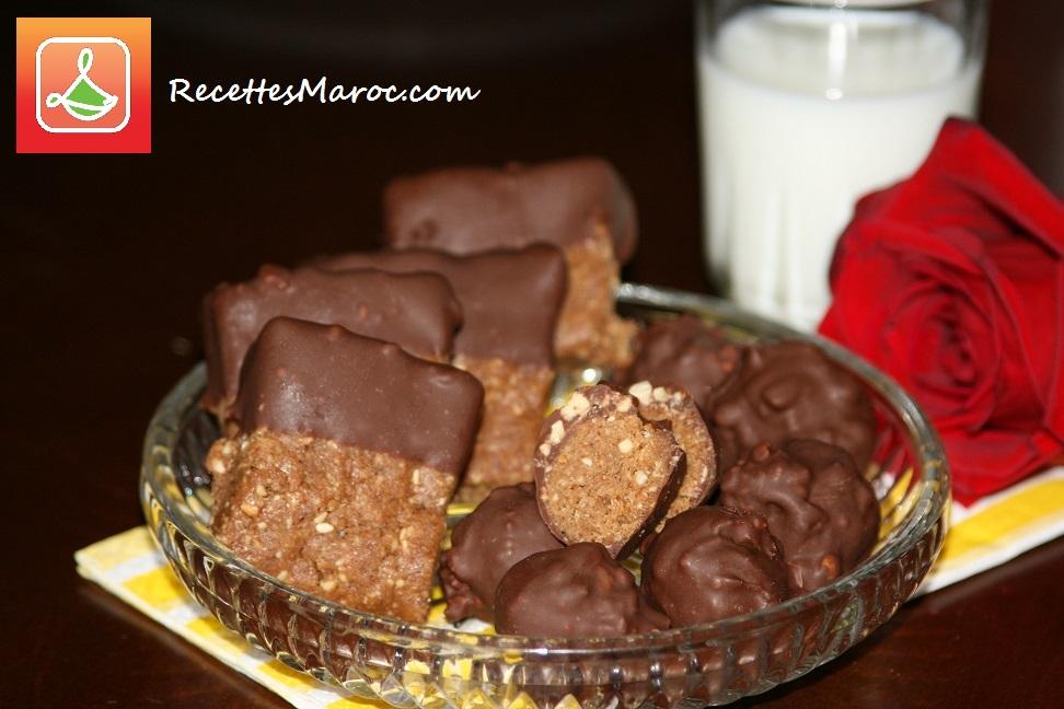 Sellou Enrobé de Chocolat