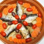 Tajine de Sardines Mchermel
