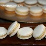 Macaron Français à la Crème Mousseline aux Pistaches