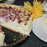 Gâteau au Fromage & Fruits des Champs