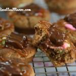 Petites Bouchées Guimauves & Chocolat (S'Mores)