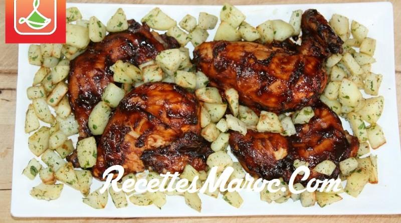 Poulet BBQ & Pommes de Terre