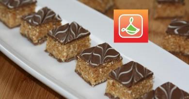 Petits Gâteaux aux Arachides & Chocolat
