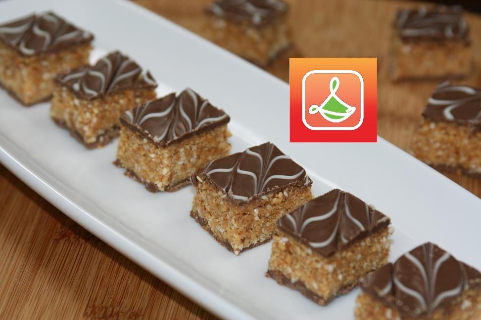 recette petits g teaux aux arachides chocolat. Black Bedroom Furniture Sets. Home Design Ideas