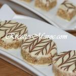Petits Gâteaux aux Amandes & Chocolat Blanc