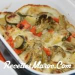 Gratin aux Légumes & Béchamel