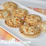Tartelettes aux Crevettes & Béchamel