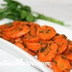 Salade de Carotte à la Chermoula