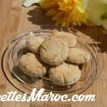 Biscuit Simple au Sésame (Ghriba Bahla)