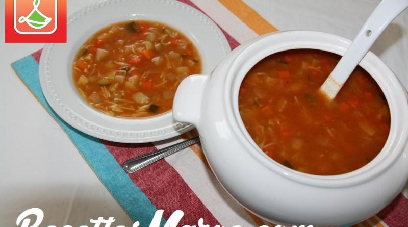 Soupe aux Légumes Variés