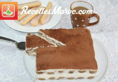 Recette : Dessert Tiramisu