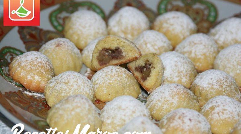 Biscuits Fourrés aux Dattes & Noix (Maamoul)