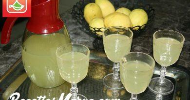 Citronnade Maison