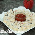 Tortillas Végétariennes Farcies