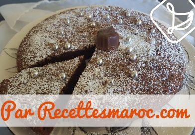 Recette : Gâteau Moelleux au Chocolat