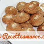 Biscuits Marocains aux Cacahuètes & Amandes