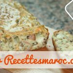 Cake Salée à la Dinde & Olives
