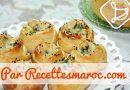 Recette : Roses Briochées aux Épinards & Fromage