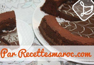 Recette : Gâteau Chocolat Moule Magique