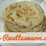 Pain Naan au Fromage