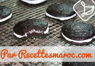 Recette : Biscuits Sandwich (Whoopie Pies)