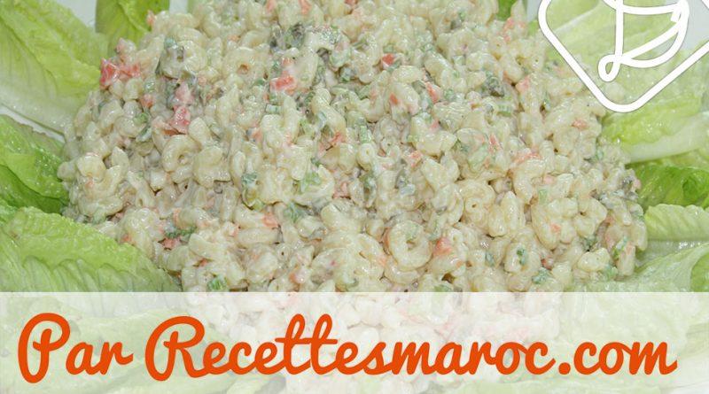 Salade Crémeuse de Macaronis
