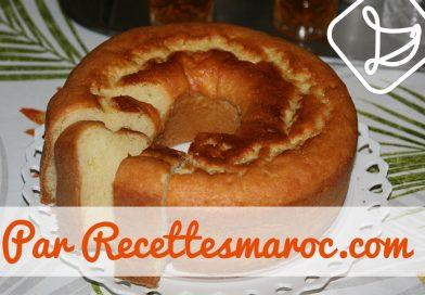 Recette : Cake Moelleux à la Vanille