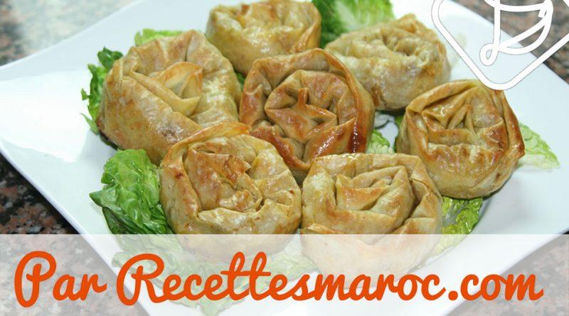 Mhencha Salée Poulet & Légumes