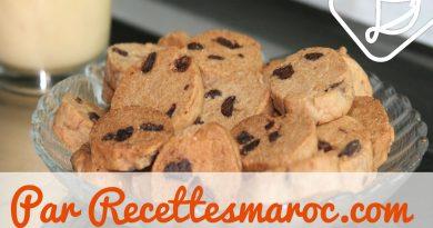 Mini Cookies Pépites de Chocolat