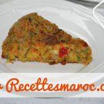 Tortilla Végétarienne