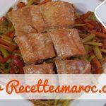 saumon-legume-erable