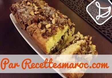 Recette : Cake au Café & Cannelle