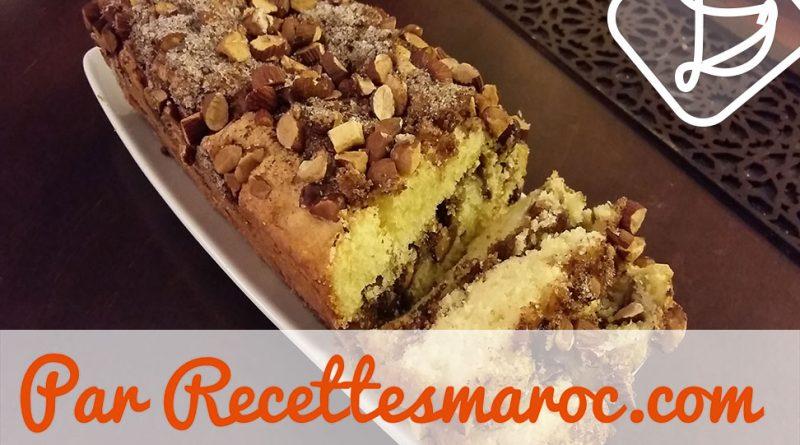 Cake au Café & Cannelle