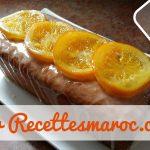 Cake à l'Orange & Yaourt