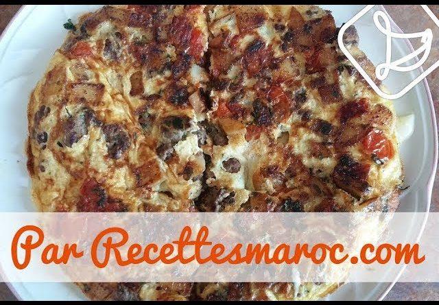 Tortilla Rapide Pizza Style
