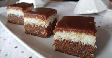 Recette : Brownie Choco-Coco