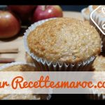 Muffins Pomme - Avoine