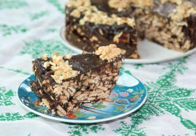 Recette : Gâteau au Chocolat Sans Cuisson